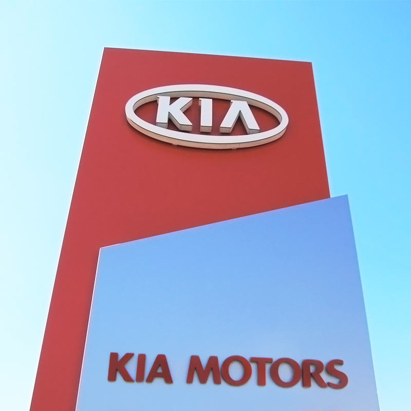 kia motors grupo via barra