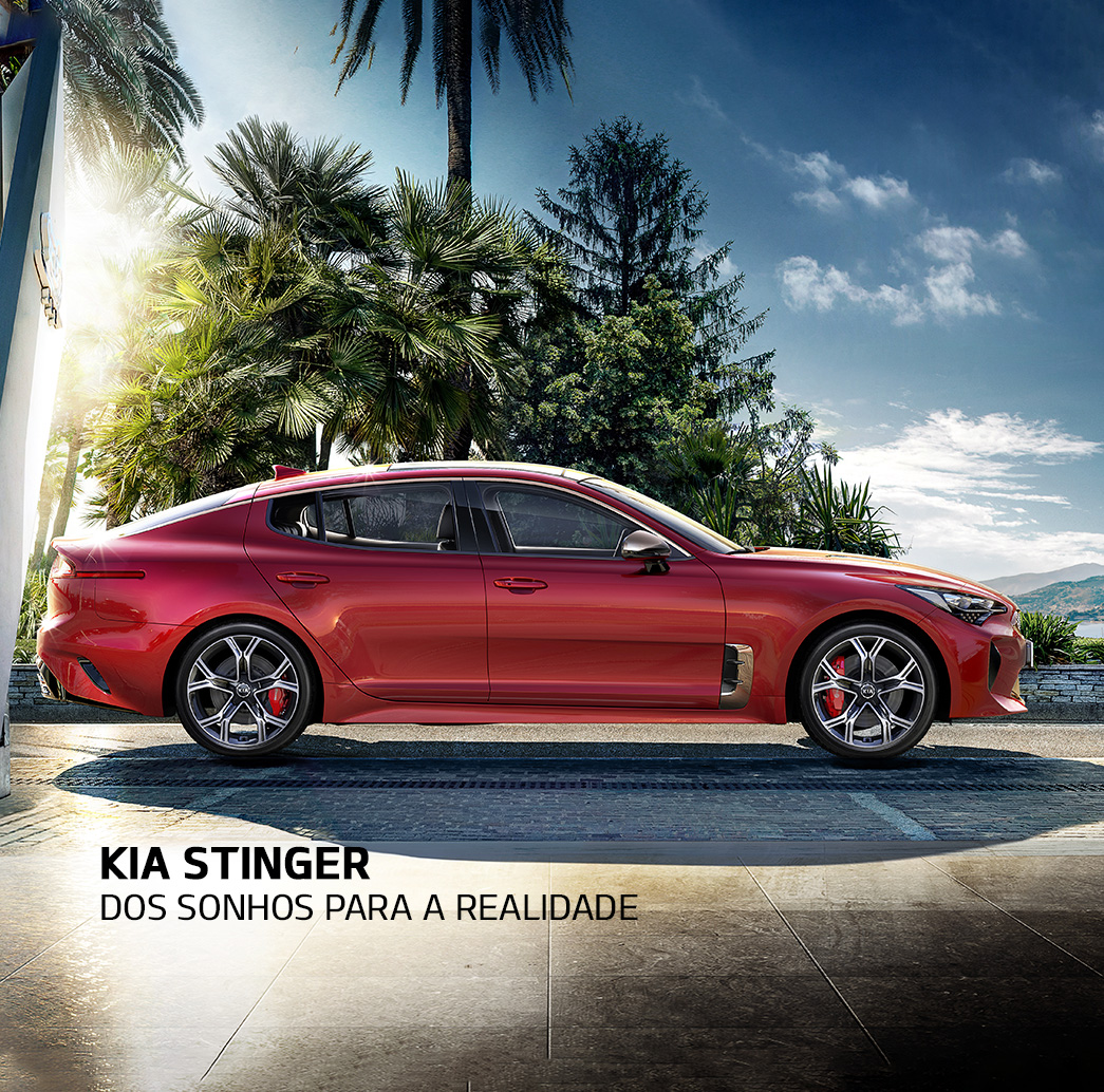 kia stinger mobile